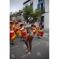 Desfile de Llamadas en Carnaval
