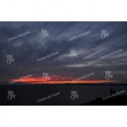 Paisajes y puesta de sol