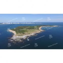 Isla de Gorriti aérea