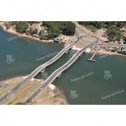 Puente de La Barra aéreo