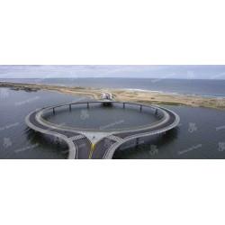 Puente Laguna Garzón Maldonado-Rocha