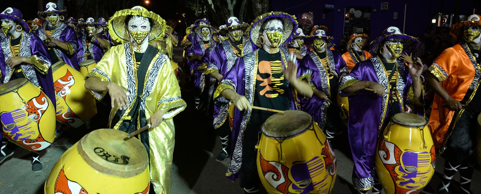 Llamadas del Carnaval